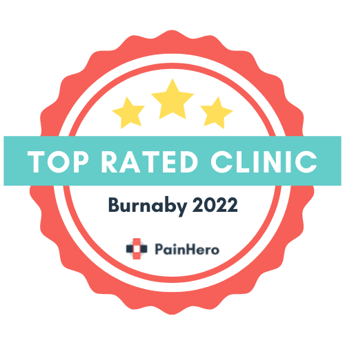 Pain Hero, Cedar Chiro Physio, Burnaby